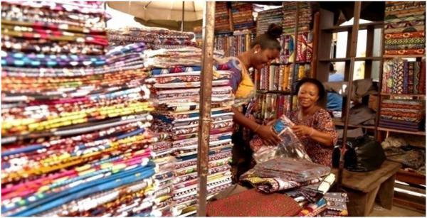 Nana Benz, the Queens of the African textile