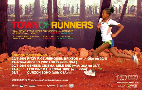 Town of Runners (Une ville dans la course)