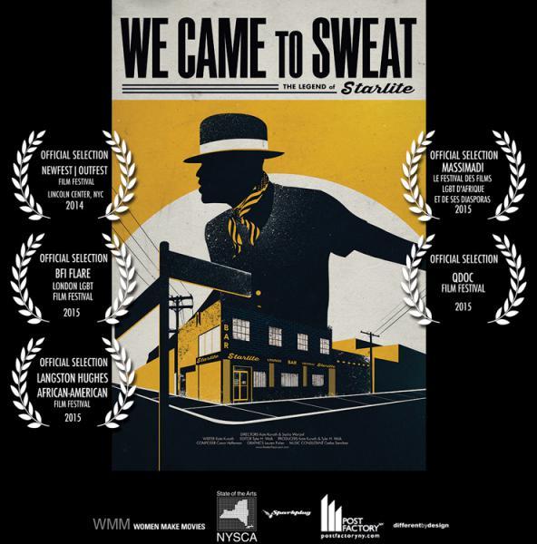 We came to sweat (Starlite)