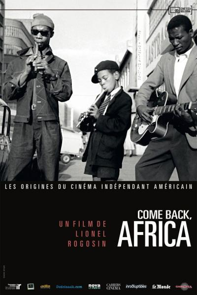 Celebrating 20 Years of African Cinema program!‏