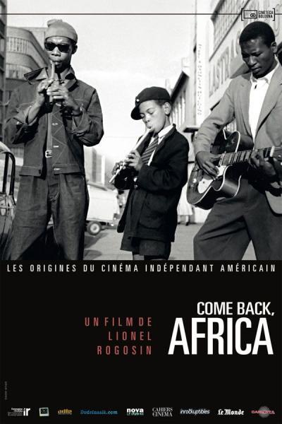 Celebrating 20 Years of African Cinema program!