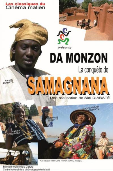 Da Monzon, the conquest of Samanyana