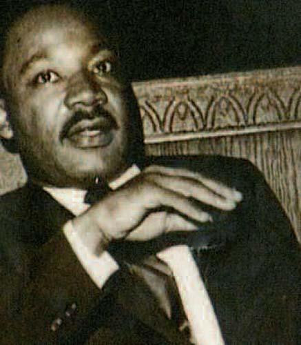 Assassinat de Martin Luther KING : un crime d'état ? affiche