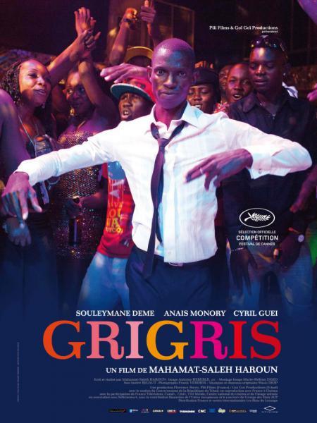 Avant-Première du film Grigris en présence du [...]