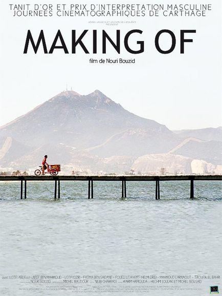 Sortie (France) du film Making of, le dernier film