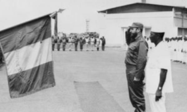 Fidel Castro, un voyage en Guinée
