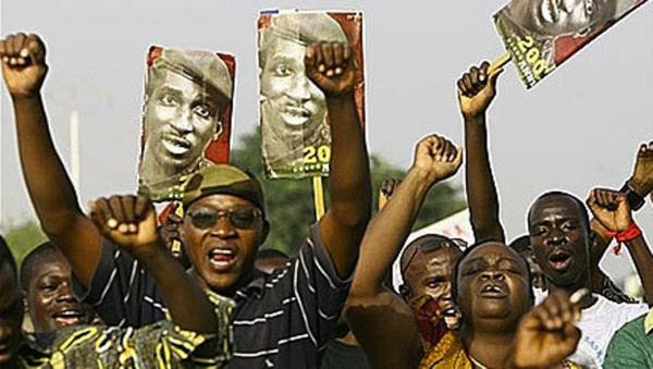 Burkina Faso : une révolution [...]