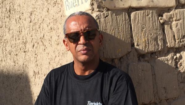 Aderrahmane Sissako, cinéaste aux semelles de vent
