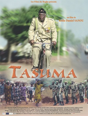 Tasuma, the fighter