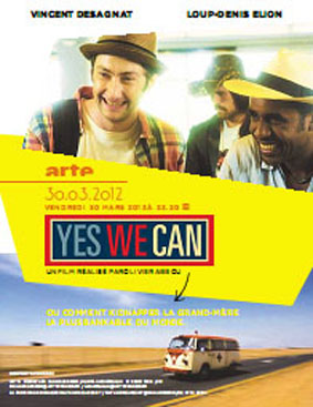 Yes We Can affiche