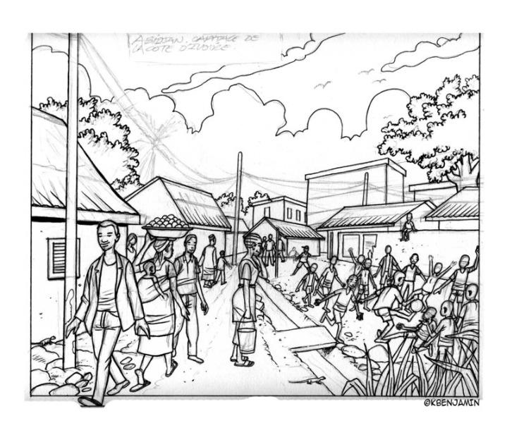 Projet BD : Le Fils prodigue, vignette 1