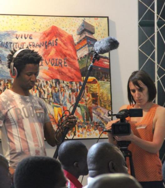 Héroïnes des scènes d'Afrique et des diasporas