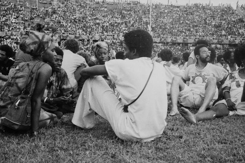 FESTAC 77à LAGOS: LA MéMOIRE PHOTOGRAPHIQUE DE MARILYN NANCE
