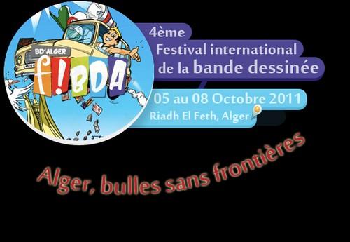 Affiche FIBDA 2011