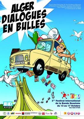 Affiche FIBDA 2010