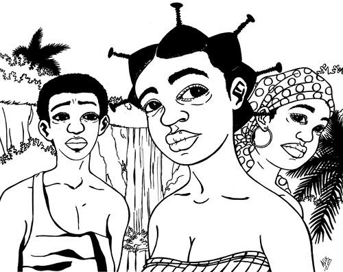 Massaka et ses amis (inédit)