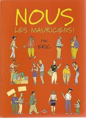 Nous les mauriciens (couverture), Ed. Le cri du lézard - 2000