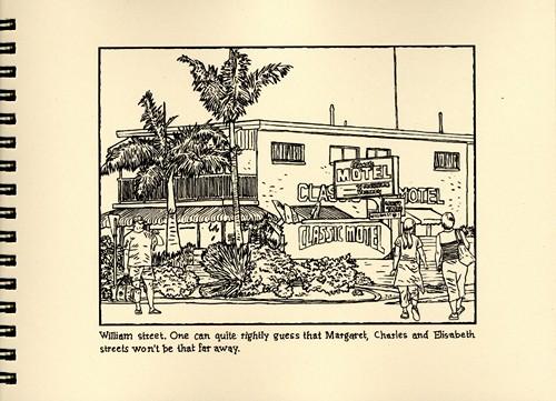 The gold coast, a visual diary (extrait, p. 37) - 2006