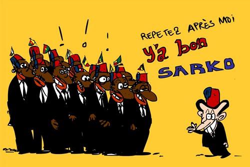 Cinquantenaire des indépendances - 2010