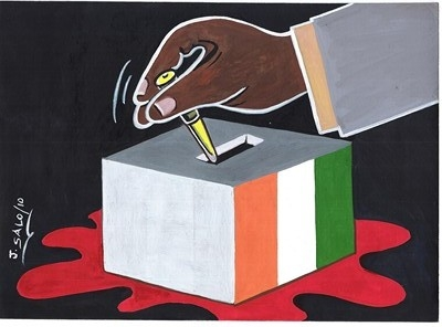 Elections au Burkina - 2010