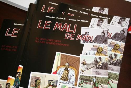 Le Mali de Madi - couverture -