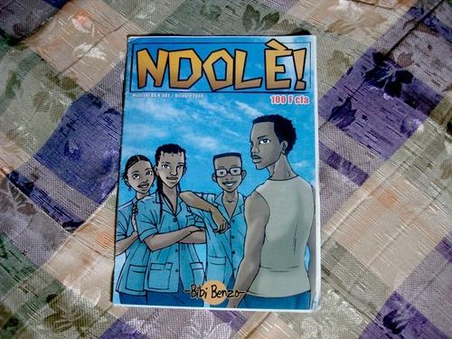 Magazine Ndolé !, 2006