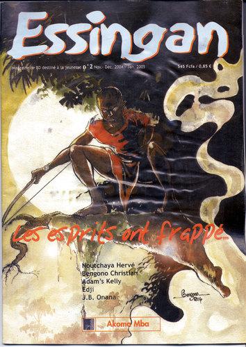 Magazine Essingan, 2006