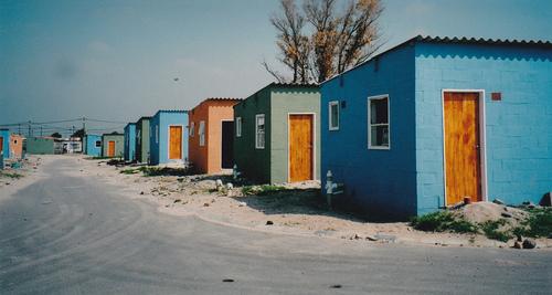 RDP Houses (programme de reconstruction et de développement post-apartheid)