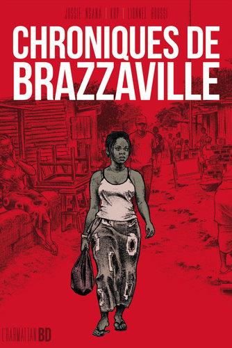 Couverture de Chroniques de Brazzaville