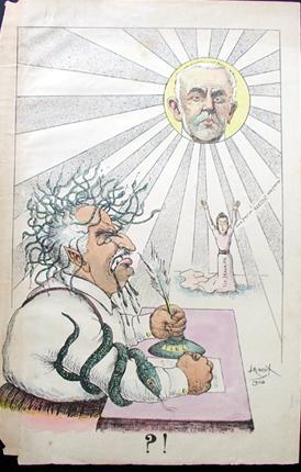 Gabriel Gillet, Nos hommes, 1905.