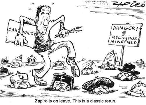 Zapiro, Zuma et la justice, 2008