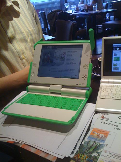 L'ordinateur pour enfants XO