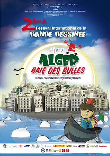 Festival international de la bande dessinée d'Alger 2009