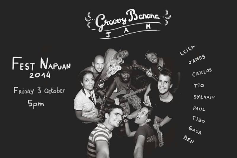 Groovy Banana Orchestra