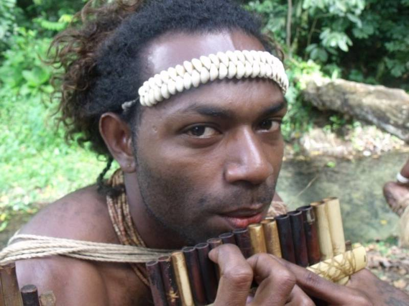 Are'are Panpipe Music