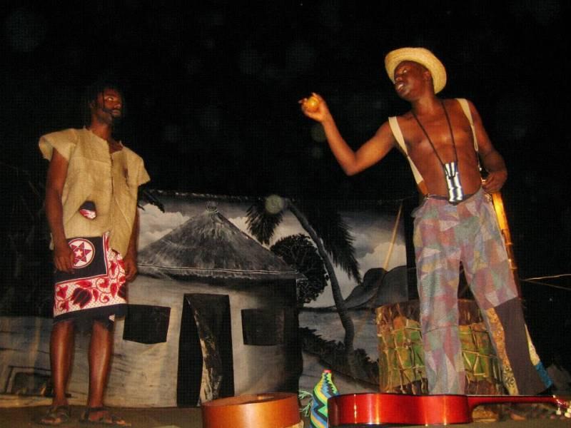 Companhia cultural Hopangalatana