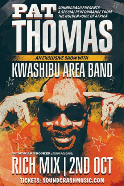 Pat Thomas & Kwashibu Area Band