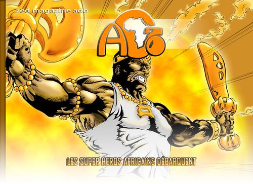 Les super héros africains débarquent