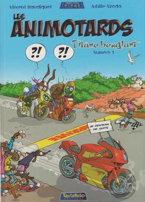 Les Animotards de Vincent Haudiquet et Achille Nzoda