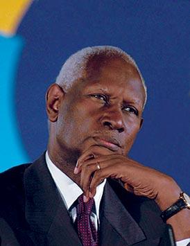 (Président) Abdou Diouf