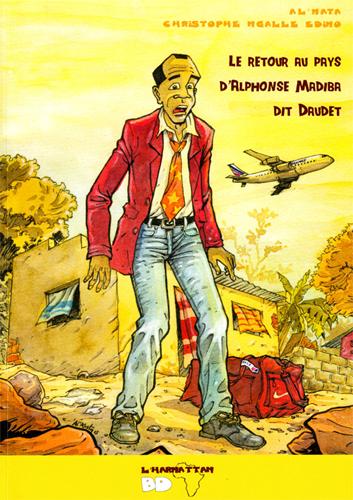 Retour au pays d'Alphonse Madiba dit Daudet (Le)