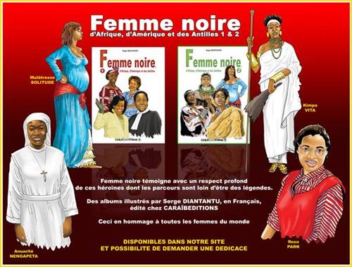 Femme noire tome 1