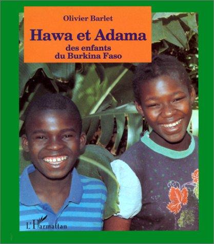 Hawa et Adama, des enfants du Burkina Faso