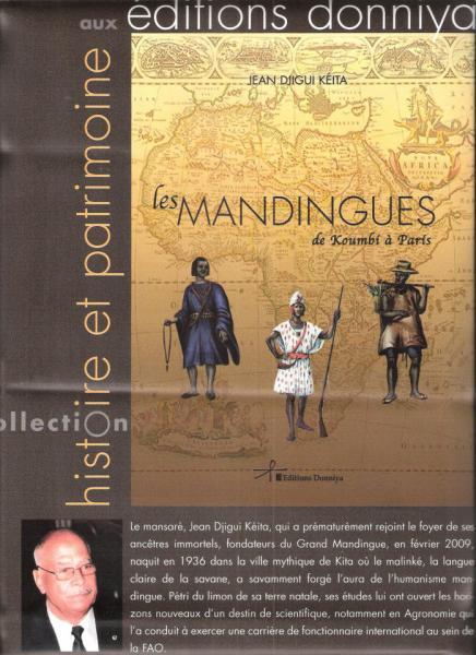Mandingues de Koumbi à Paris (Les)