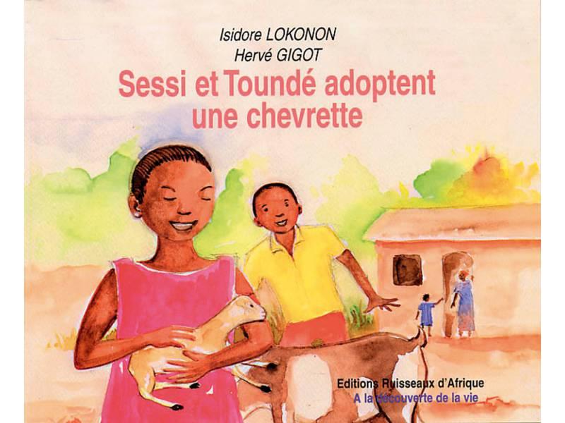 Sessi et Toundé adoptent une chevrette