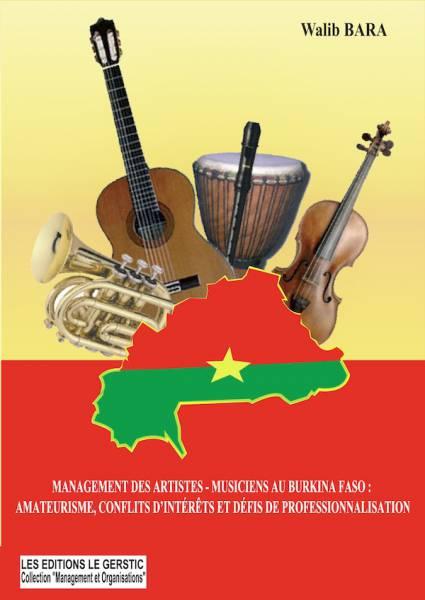 Management des artistes-musiciens au Burkina Faso