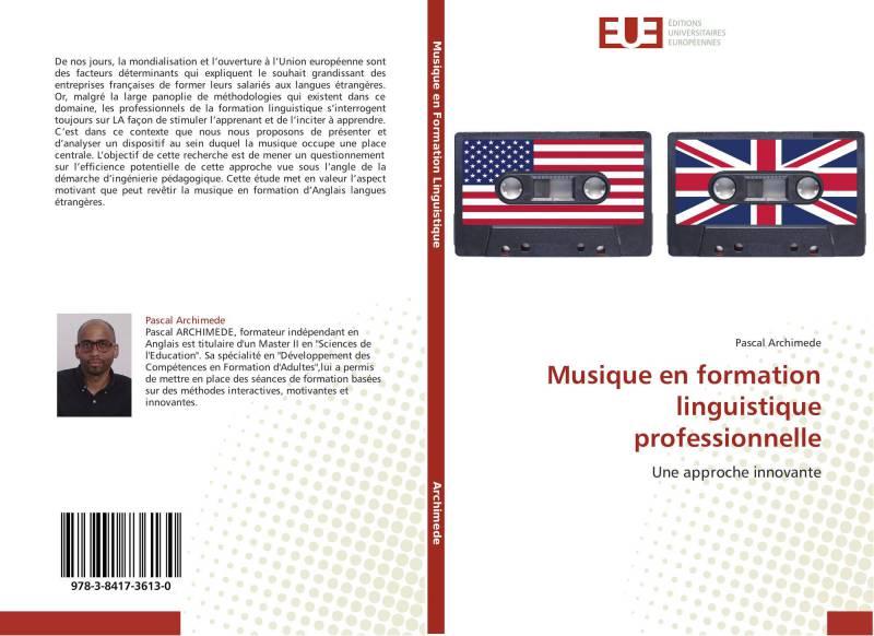 Musique en formation linguistique [...]