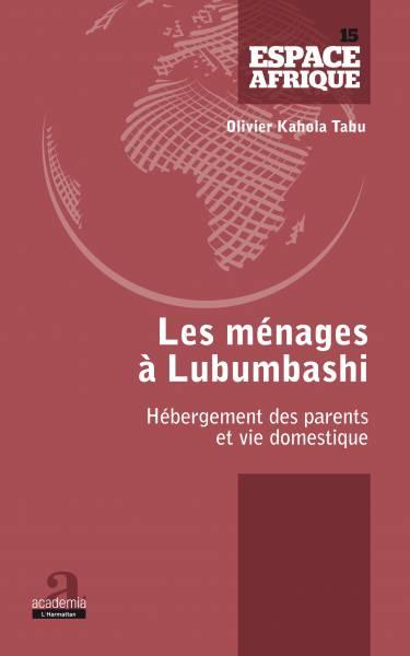 Les ménages à Lubumbashi