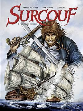Surcouf - Tome 3