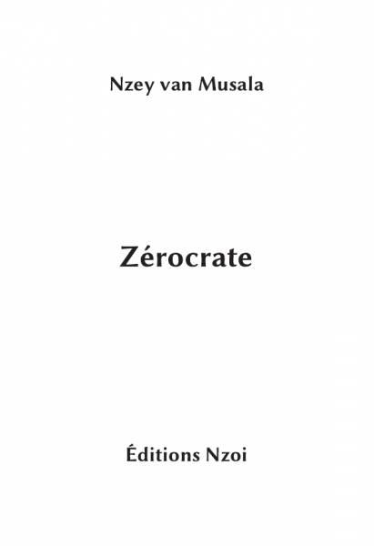 Zérocrate